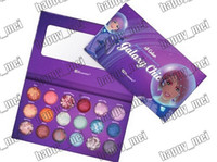 Wholesale Factory Direct Pieces New Makeup BH Cosmetics Galaxy Chic Baked Eyeshadow Palette Colors Eye Shadow