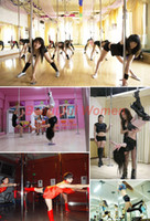 Accessories  New 14987# Professional Spinning Dance Pole Home Removable Dance Training Pole For Beginner Professional Stripper Dance Pole #005 14987