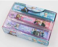 Wholesale Frozen Cute cartoon ruler cm straight ruler students gift