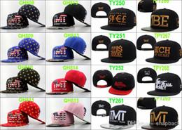 Wholesale Free Ship TMT Snapback Hat Adjustable snapback hats Caps Top Design Newest sports caps men High Quality Can Mix Order