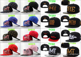 Wholesale Free Ship TMT Snapback Hat Adjustable snapback hats Caps Top Design Newest sports caps men High Quality Can Mix Order