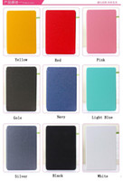 Wholesale New in Market Luxury Genuine Leather Case Slot Oracle Lines Retro Slim Cover For iPad With Stand Holster Made IN China