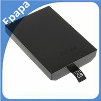 Wholesale 120GB Slim Internal HDD Enclosure hard drive disk for XBOX Games media player