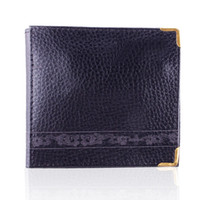 Wholesale New Magic Trick Flame Fire Leather Wallet Street Magnetic Inconceivable Show Prop