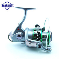 Cheap Seaknight Spinning Fishing Reel Stainless Best sale CBS 300 Lake metal Fishing Gears for fresh salt water fishing 7+1BB 5.2:1