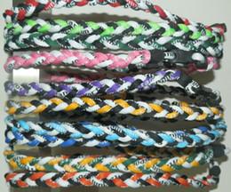 Wholesale DHL ropes Ropes Tornado Germanium Titanium Necklace sports