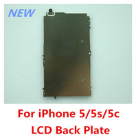 Wholesale FULL New OEM For Apple iPhone S C G Metal LCD Shield Back Plate Replacement Part