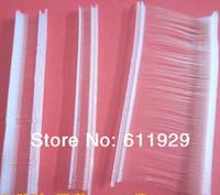 Livraison gratuite noir blanc 5000 pcs beaucoup aiguilles longueur de 2 pouces / 5 cm standard Prix marquage Gun Barbs / tag d'armes à feu en plastique cordes