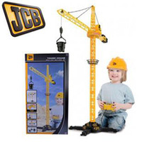 Wholesale Tower crane toy electric remote control tower crane tower crane boy toy model407