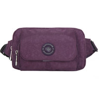Wholesale Sports and leisure waist bag backpack outdoor single diagonal package bag purse Portable bag