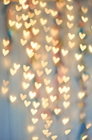 backdrops - Printed photography background fabric bokeh backdrop ft width x ft D