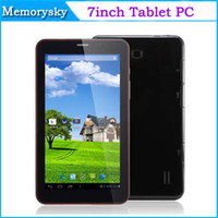 Android 4.2 3g gps 7inch tablet pc - 2015 Inch G Dual Core Phone Call Tablet PC Android MTK8312 GHz phone call GPS bluetooth Wifi Dual Camera Dual sim card