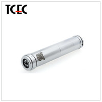 Cheap High quality Chi You Mod E Cig Chiyou Mechanical Mod Stainless Steel Battery Tube Fit for 18650 18350 18500 Kayfun 3.1 Nimbus Omega