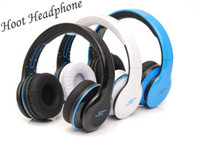 Hoot !! - SMS Audio SYNC Wired rue par 50 Cent Casque Noir Blanc Bleu Over-Ear Headphones Wired