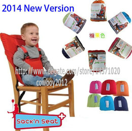 Wholesale original GERMANY Kis kise HOTSELL German baby Sack Seat infant safety seat belt dining chair seat belt