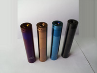 Wholesale Newest Mechanical mod nemesis mod colors mod with eGo thread electronic cigarette