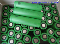 Wholesale Vape LIion battery VTC3 VTC4 VTC5 battery for e cigarette mod e cig US V mAh mAh mAh