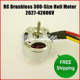 Wholesale RC Hobby Outrunner Brushless size Heli Motor KV407