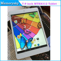 7.9 inch Dual Core Android 4.2 7.9 inch MTK8312 Tablet PC 1GB 8GB GPS Bluetooth WIFI 3G WCDMA Android 4.2 7.85 inch SIM Card Slot Phone Call Tablet PC 002362