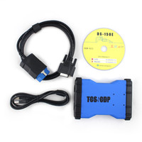 Code Reader For BMW CDP PLus Two Colors for Choice Bluetooth NEW TCS CDP PRO PLUS with 2013.3 keygen on cd with BOX Free shipping