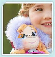 Cheap 2015 hot frozen dolls 50cm elsa anna baby sven toys doll action figures plush toy frozen dolls J070701# EMS FREE