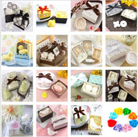 Wholesale 2014 new Wedding gifts creative gift box packaging mini soap