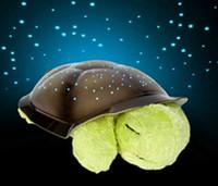 Wholesale New Twilight Turtle Night Light Stars Lamp Baby Care