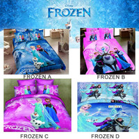 Wholesale Frozen Bedding Sets Elsa Anna Bedding Single Double Queen Kids Bedding australia size