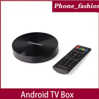 Quad Core Included 1080P (Full-HD) Android 4.4 OS XBMC Android TV BOX Tronsmart Vega Elite S89 Quad Core Amlogic S802 2.0GHz 2G 8G BT 2.4G wifi smart tv stick mk80