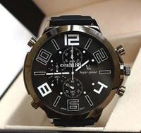 Men's Auto Date Round Men Sports Quartz Watch Men's Fashion V6 brand wristwatches High quality silicone strap clock Imported movement relogio WAT246