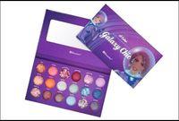 bh - HOT NEW Makeup Eyeshadow BH Cosmetics Galaxy Chic Baked Eyeshadow Palette Colors Eye Shadow gift