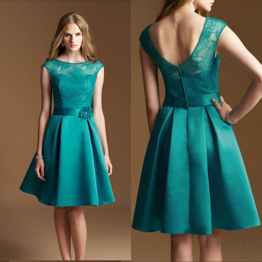 Turquoise Party Dress - Cocktail Dresses 2016