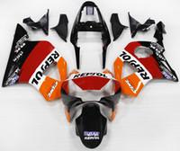 Wholesale Injection Fairings For Honda CBR900RR CBR954RR ABS Motorcycle Fairing Kit Bodywork Motorbike Cowling Body Frames Repsol New