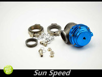 Wholesale SUN SPEED New design TIAL Wastegate WasteGate MM about PSI Default color is Blue