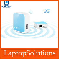 Wholesale 10pcs For TP LINK TL WR703N M Mini WiFi Wireless G Router FOR iPad PC Phone