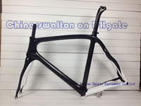 Wholesale T1000 pinarello Dogma frame Think full carbon fiber road bike frame bicycle bike parts without decal sticker paint color