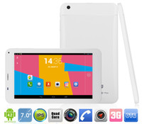 "Under $100 Cube 7 inch Cube Talk 7x Cube U51GT C4 7"" IPS MTK8382 Quad Core Android 4.2 1GB RAM 8GB ROM Bluetooth GPS dual sim card 3G Tablet PC"