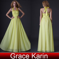 Grace Karin Trendy Women' s Chiffon Bridesmaid Formal Ev...