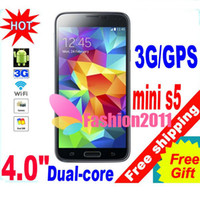 4Inch mini S5 BML MTK6572A Dual Core Android 4. 2 Cell Phone ...
