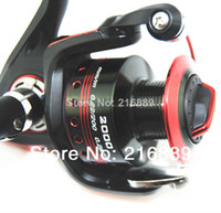 Cheap HOT SALE ! Free Shipping BD2000 5.3:1 Spinning Reel Top Quality Trolling Fishing Reel Freshwater Saltwater Fishing Equipment