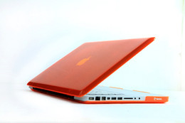 Wholesale Cover Crystal Case for Apple Laptop Notebook pro pro MAC BOOK AIR Protect Shell for Apple Portable Computer