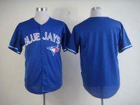 Men TORONTO BLUE JAYS JERSEYS - Toronto Blue Jays Blank Sports Apparel Men Jerseys Authentic Cool Base Baseball Uniform Highest Quality Baseball Apparel in stock