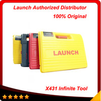 Wholesale Launch X431 Infinite Tool with Bluetooth amp printer Car Diagnostic Scan tool Free Online Update Launch x tool