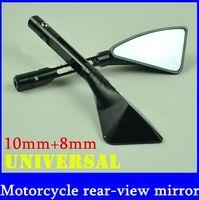 no pit bikes - moto CNC universal motorcycle dirt bike pit bike motorcycle rear view mirror top sale latest