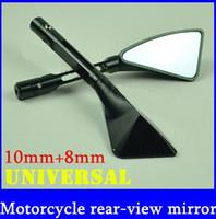 bike cnc - moto CNC universal motorcycle dirt bike pit bike motorcycle rear view mirror top sale latest