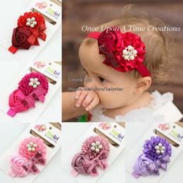 Wholesale Baby Headbands Children Hair Accessories Kids Hair Flowers Girls Headbands Baby Hair Accessories Infant Headbands Childrens Accessories