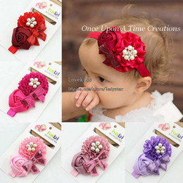 Baby Headbands Children Hair Accessories Kids Hair Flowers Girls Headbands Baby Hair Accessories Infant Headbands Childrens Accessories