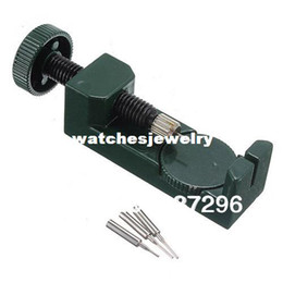 Wholesale Watch Band Link Pin Adjustable metal Remover Pins Green407