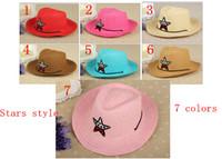 Wholesale Child boy or girl hat beach hat children hat sun hat