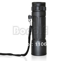 Wholesale Black x25 Sports Monocular Hunting Camping Scope TK0093